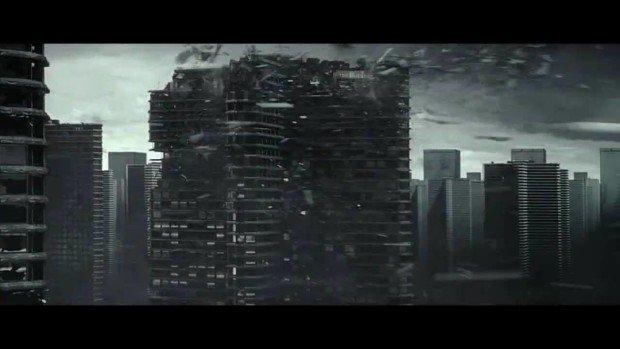 Побег из лимба, кадр фильма Начало