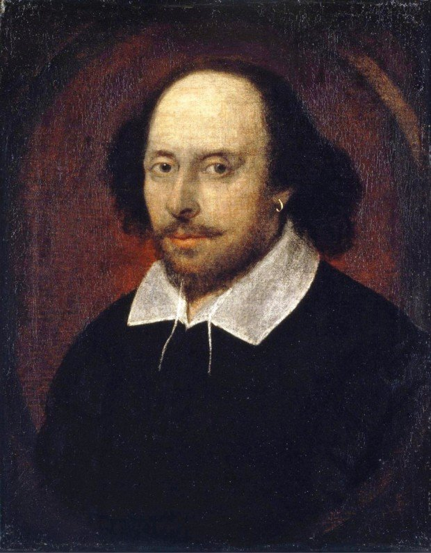 Портрет Шекспира «Чандос»