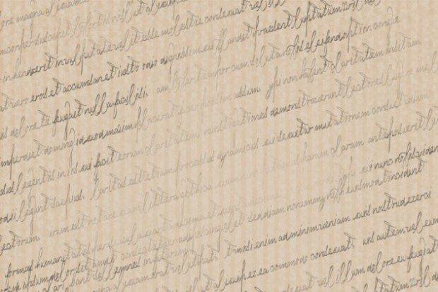 Рукописи Хорна