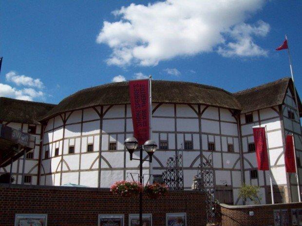 Здание театра «Глобус»