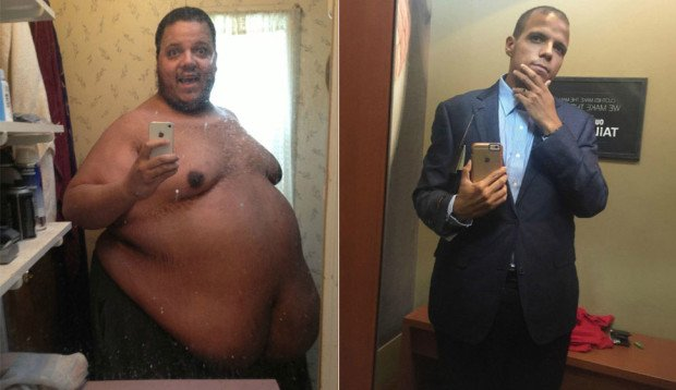 Двадцативосьмилетний Джес Шанд привёл себя в порядок, похудев на 182 кг
