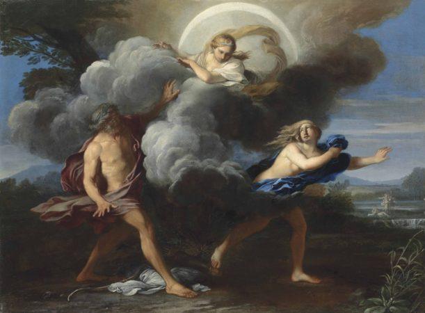 Алфей и Аретуса