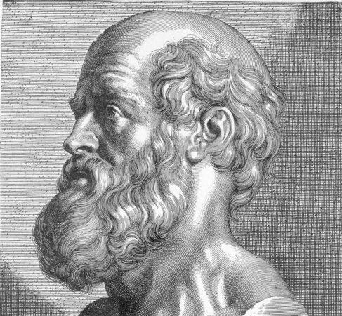 Древнегреческий врач Гиппократ