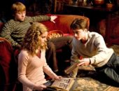 harry potter funny moments