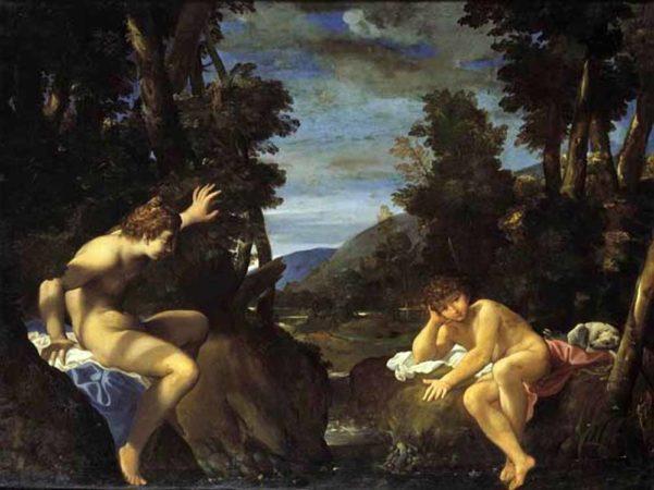 Салмакида и Гермафродит