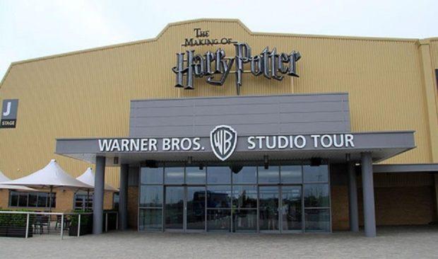 Студийный тур «Гарри Поттер»