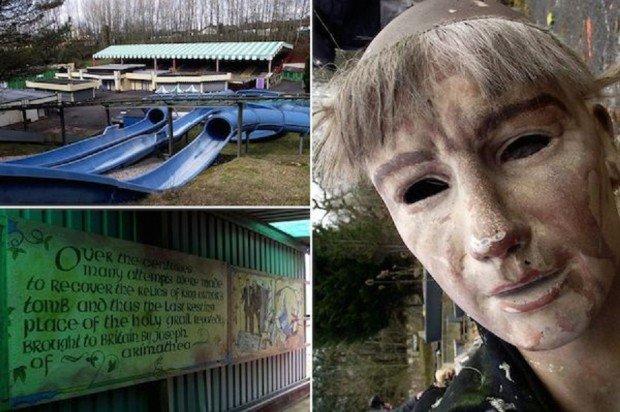 Заброшенные парки развлечений. Англия