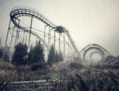 заброшенный парк