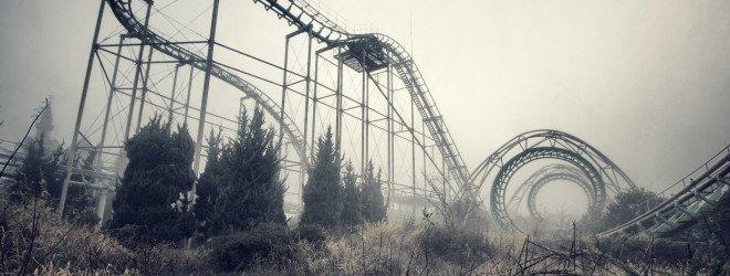 8 заброшенных тематических парков, от которых бросает в дрожь