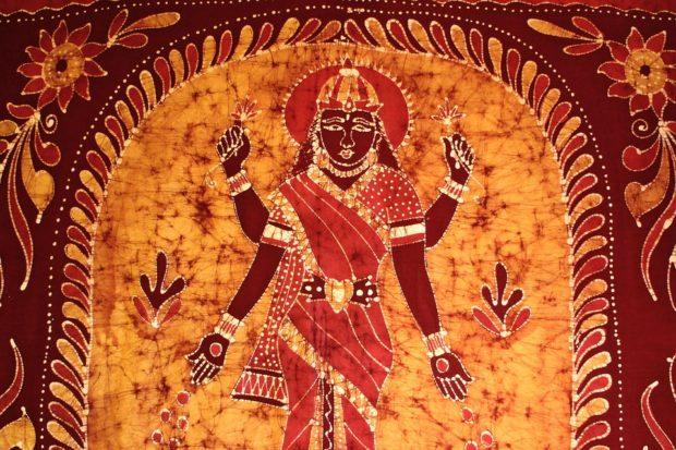 Индуистское божество