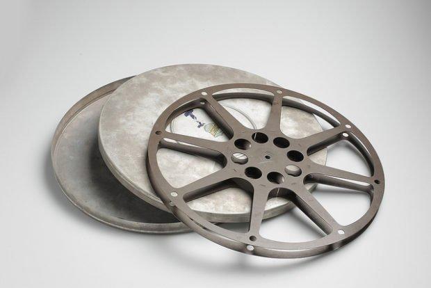 Рулоны для кинопленки
