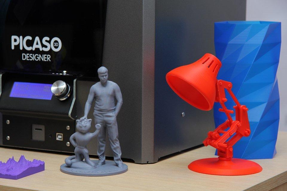 10 удивительных вещей, созданных с помощью 3D-печати