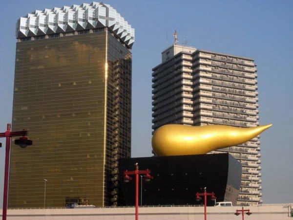 Офис Asahi в Токио