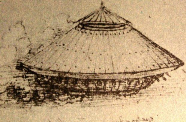 Почти все изобретения да Винчи не имели никакого практического применения