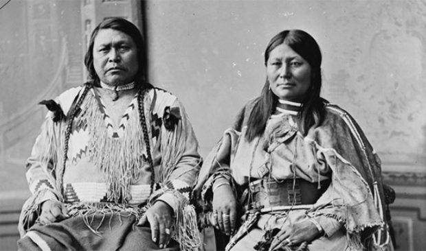 последние индейцы