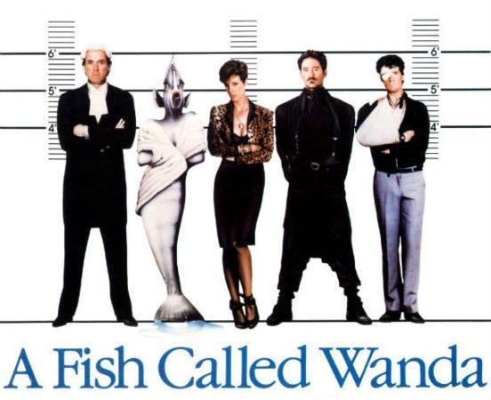 Кадр из фильма Рыбка по имени Ванда