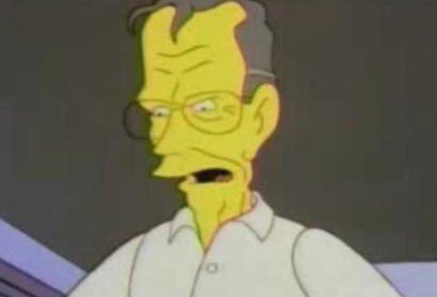 Буш-старший в «Симпсонах»