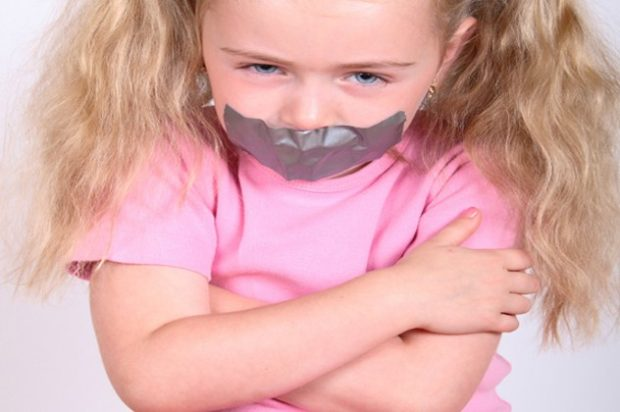 Детей должно быть видно, но не слышно