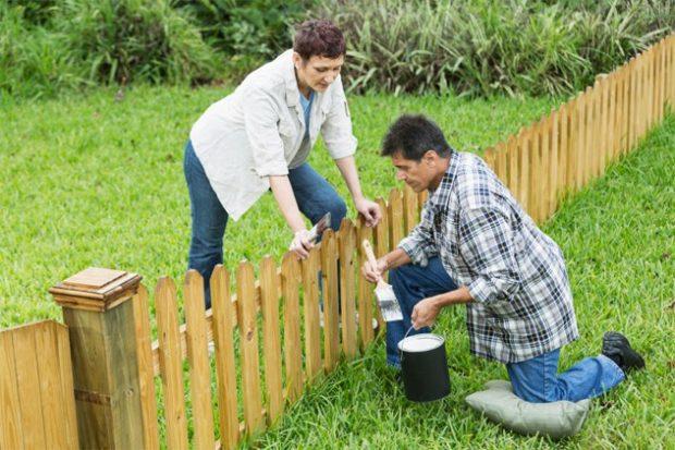 Хорош забор — хорош сосед