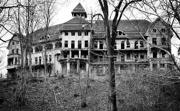 Дом отчаяния