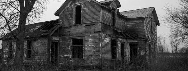 25 самых страшных домов с привидениями