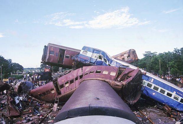 Железнодорожная катастрофа на станции Гайсал