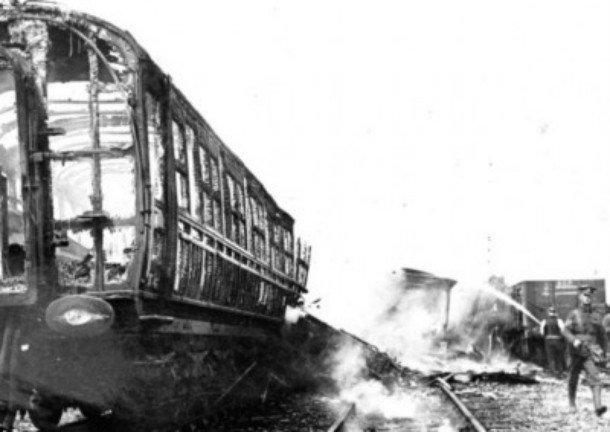 Катастрофа в Квинтинсхилле