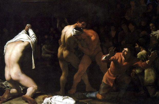 Римская борьба