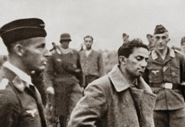 Яков Сталин в плену у нацистов