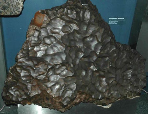 Золото из метеоритов
