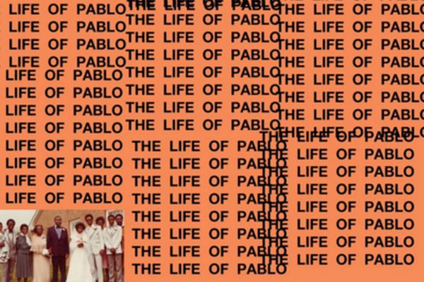 Kanye West — The Life Of Pablo