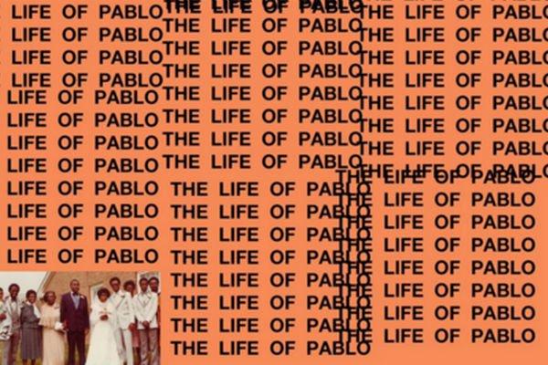 Kanye West — The Life Of Pablo