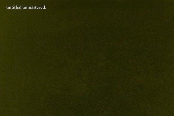 Kendrick Lamar — Untitled Unmastered