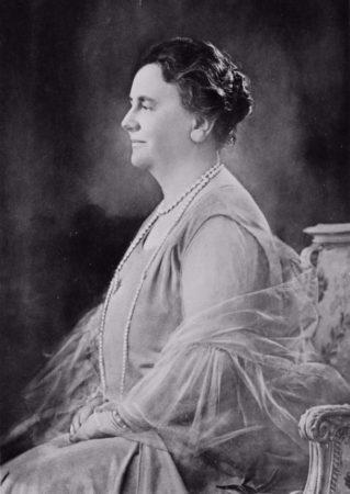 Королева Нидерландов Вильгельмина