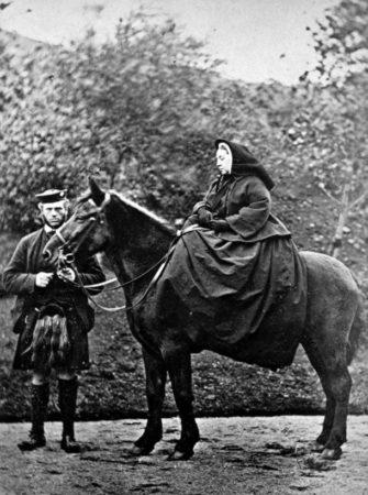 Королева Виктория и Джон Браун
