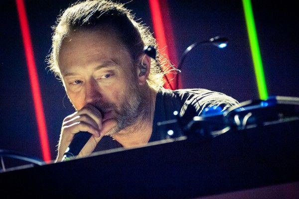 Radiohead — A Moon Shaped Pool