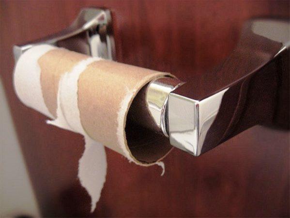 Использовать втулку от туалетной бумаги в качестве динамика