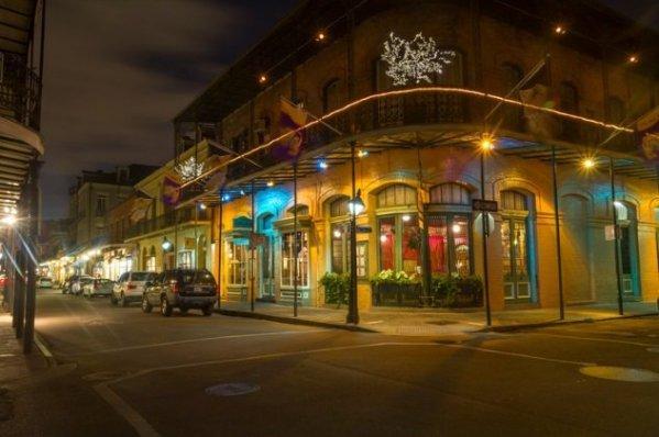 «Дом с привидениями» в Новом Орлеане