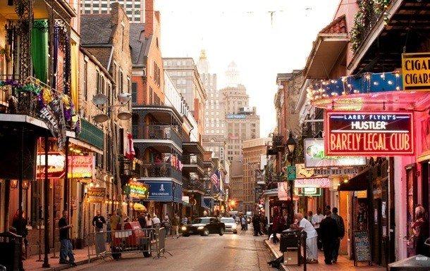 Новый Орлеан, Луизиана, США