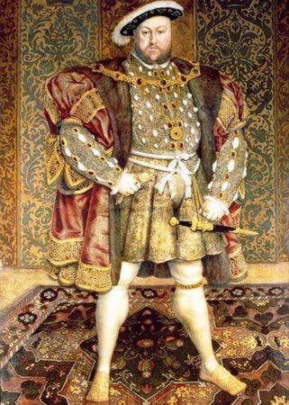 Портрет Генриха VIII