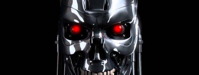 Робот легко может испугать любого.