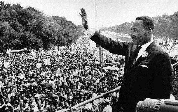 Смерть Мартина Лютера Кинга