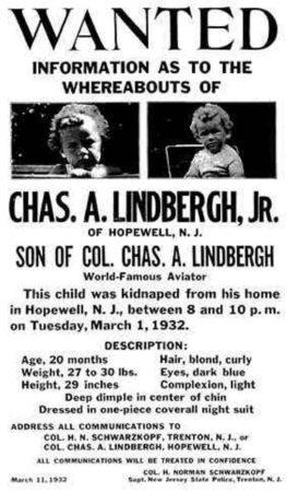 Убийство Линдберга-младшего