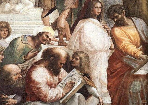 Интересный факт №1: Пифагор возглавил культ поклонения числам