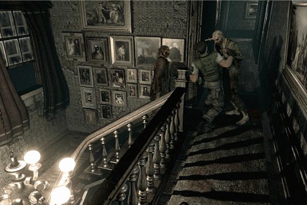 Resident Evil (2002/2015)