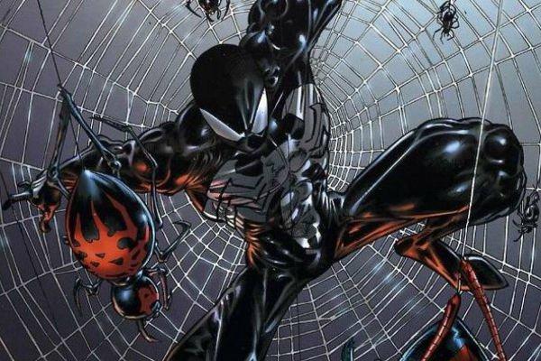 Удивительный Человек-Паук: снова в чёрном