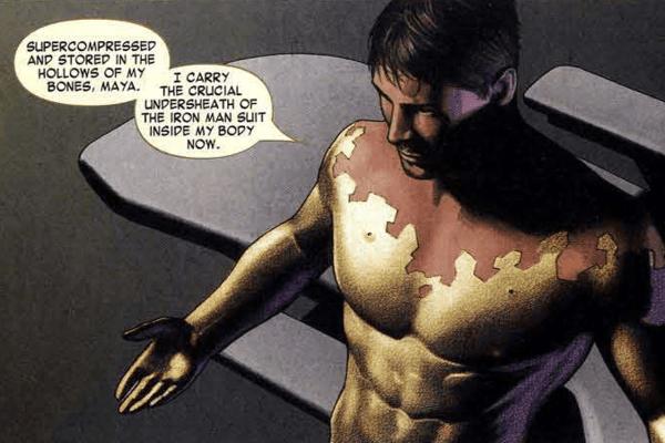 Железный Человек: Экстремис — лучшие комиксы марвел
