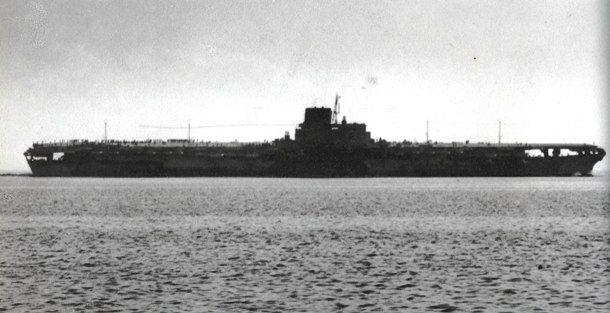Авианосец «Синано»
