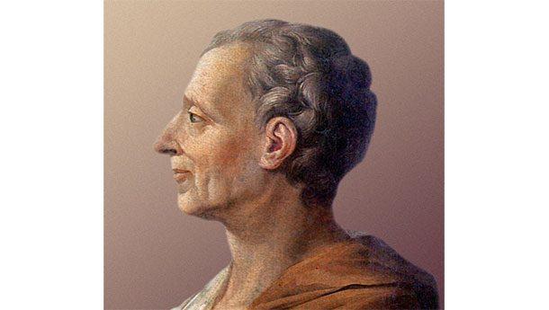 Барон де Монтескьё