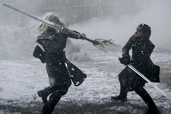 Битва Льда и Пламени